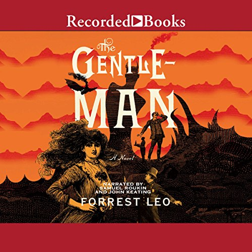 The Gentleman audiobook cover art