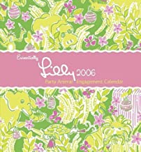 Essentially Lilly 2006 Party Animal Engagement Calendar by Lilly Pulitzer (2005-07-26)