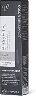 Ion Brights Semi-Permanent Clear Shade Diluter