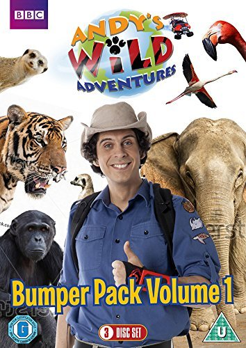 Andy's Wild Adventures [Import anglais] [DVD]