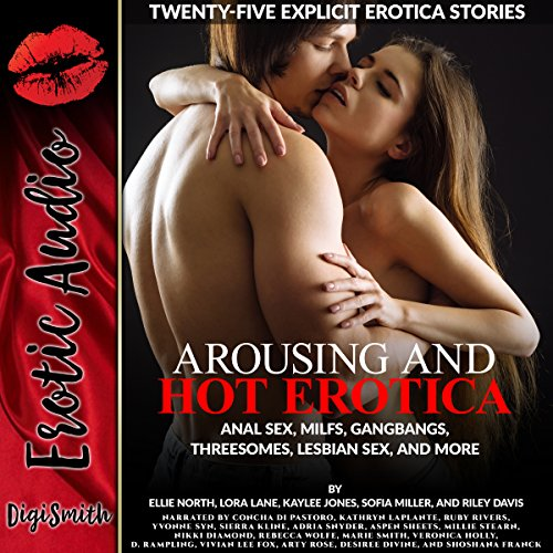 Arousing and Hot Erotica cover art