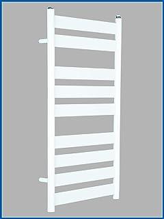 Diseño baño Radiador VERSUS blanco 950 x 500 mm. recto toallero calentador de toallas