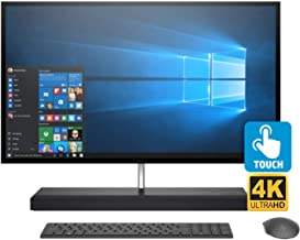 HP Envy 27 Home and Business All in One Desktop PC (Intel 8th Gen Coffee Lake i7-8700T, 32GB RAM, 1TB HDD + 256GB sata SSD, 27