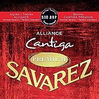 SAVAREZ 510 ARP Normal tension ALLIANCE/Cantiga PREMIUM クラシックギター弦×3セット