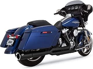 Vance & Hines 17-19 Harley FLHX2 Pro Pipe Exhaust (Black)
