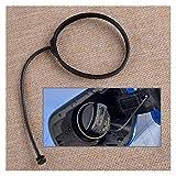 XINGFUQY Noir NBR Baguette de Bouchon de Bouchon de Carburant de Carburant Bague à Bandes de Bandes 16117222391 Fit pour BMW 1 3 5 7 Série X1 x3 x4 x5 x6 z4 Mini