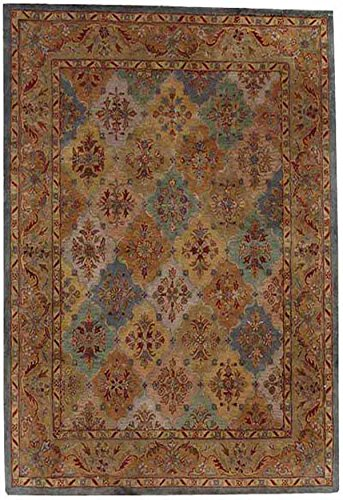 Acura Rugs Artios Collection Area Rug, Contemporary Style Hand Tufted Wool Rug 5' x 8' Feet / 60