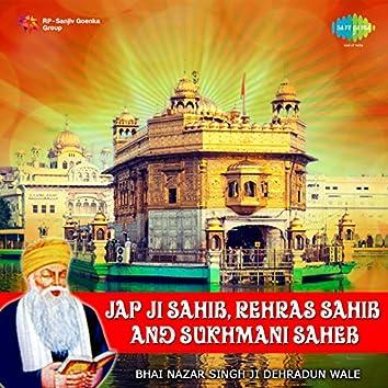 Jap Ji Sahib, Rehras Sahib And Sukhmani Saheb