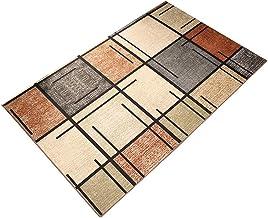 JIAJUAN Front Doormat Entrance Rug Easy Clean Washable, Living Room Kitchen Area Rugs, Indoor Non Skid Door Mat, Customiza...