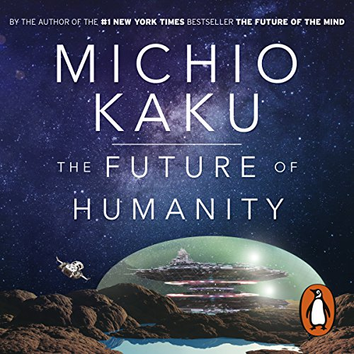 The Future of Humanity audiobook cover art