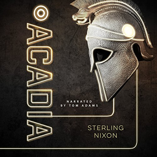 Acadia audiobook cover art