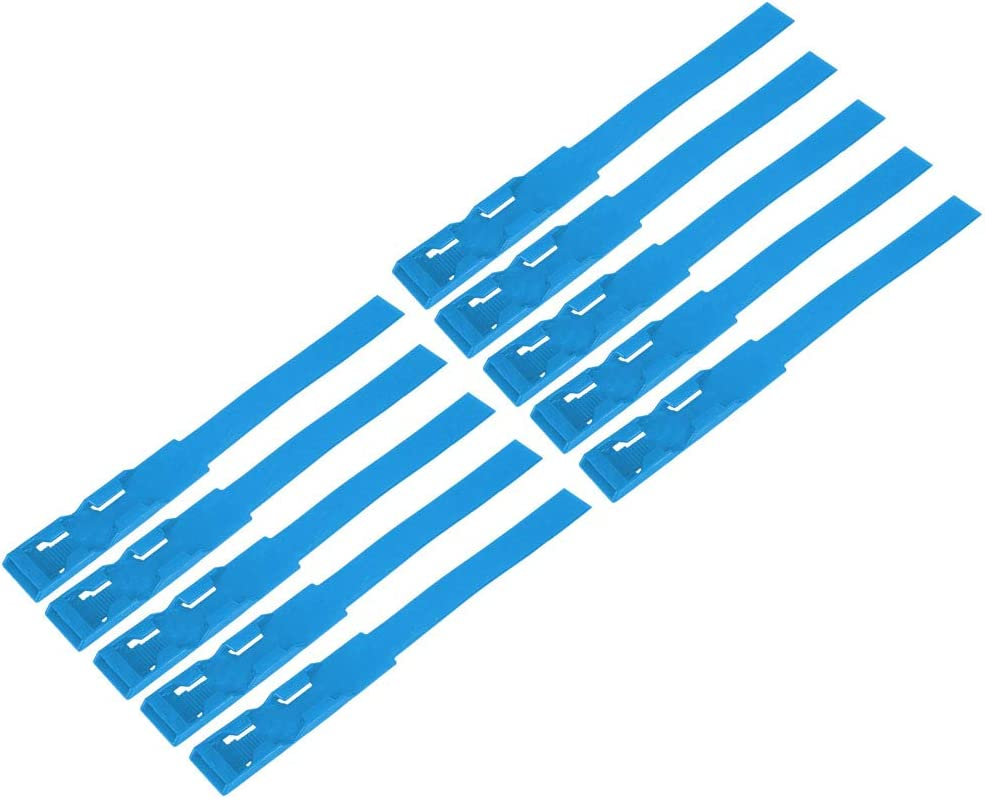 10pcs Identification Max 89% OFF Max 63% OFF ID Collars Bands Marking Su Cow Ring Cattle