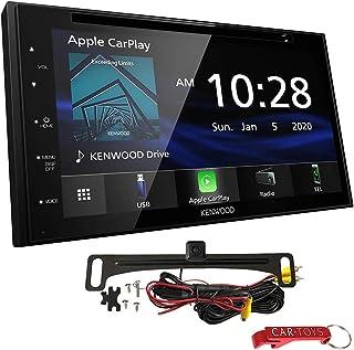 """$369 » Kenwood DDX5707S 6.8"""" Car Stereo Safe Driver's Bundle with Voxx Backup Camera. 2-DIN Capacitive DVD Digital Media Receiver..."""