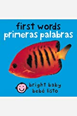 Bilingual Bright Baby First Words (Spanish Edition) Kindle Edition
