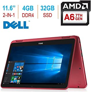 Dell i3185-A982RED 2018 Newest Inspiron 3000 11.6