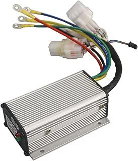 QSMOTOR Motor Controller QSKLS4812S 24V-48V 120A Brushless Sinusoidal for Electric Bicycle