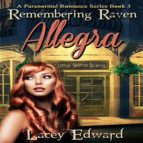Couverture de Paranormal Romance: Remembering Raven - Allegra