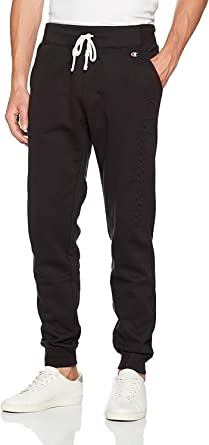 Champion Sport Pants For Men, Black