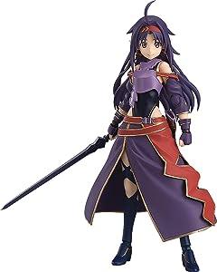 Max Factory Sword Art Online Alicization: War of Underworld: Yuuki Figma Action Figure, Multicolor