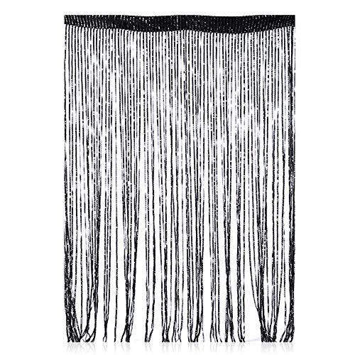 Cortinas de hilo, paneles divisores, persianas, borlas, cinta, mosquitera, cortinas con flecos,...