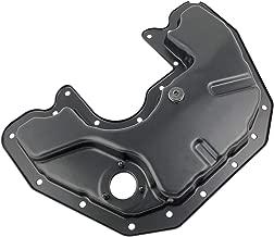 Beasteel 11137574532 11130148458 Steel Engine Oil Pan with Drain Plug Fits 02-10 BMW 545i 550i 645Ci 650i 745i 745Li 760i 760Li Alpina B7