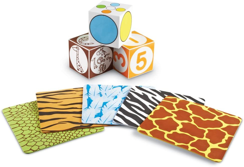 Genuine Learning Resources Wild About Manufacturer OFFicial shop Roar Animals Set Ready