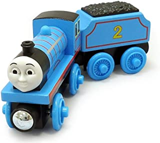 Fisher-Price Y4071 Thomas & Friends Wooden Railway Edward the Blue Engine