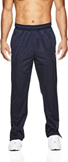 K-Swiss Men's Relaxed Fit Track Pants - Performance Running & Workout Bottoms
