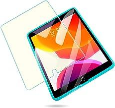 ESR iPad 10.2 フィルム ブルーライトカット iPad Air 3 (2019)/iPad Pro 10.5インチ(2017)通用 ガラス 液晶保護フィルム 目を保護 簡単貼り付けフレーム][耐スクラッチ][硬度9H] iPad 7/iPad Air 3/iPad Pro 10.5インチ用 強化ガラス液晶保護フィルム