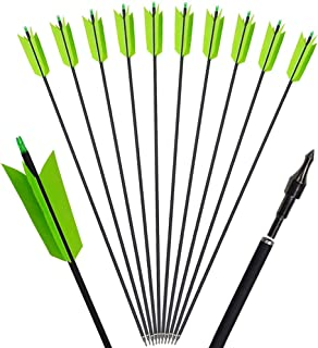carbon arrows 400 spine
