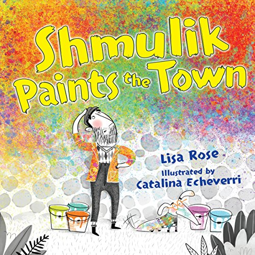 Shmulik Paints the Town  By  cover art