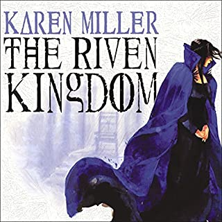 The Riven Kingdom cover art