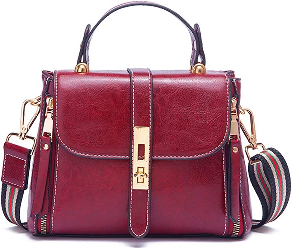 Crossbody Purse for Women Shoulder Soft Leather Bag Waterproof High quality Houston Mall F
