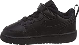 Nike Court Borough Low 2 (TDV), Sneaker Garçon Mixte Enfant