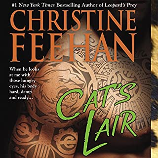 Cat's Lair audiobook cover art