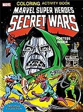 Marvel Super Heroes Secret Wars Activity Book Facsimile Edition (Activity Book Facsimile Collection)