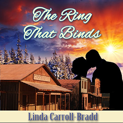 The Ring That Binds audiobook cover art