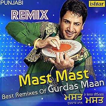 Mast Mast (Best Remixes of Gurdas Maan)