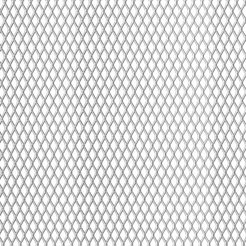 GAH-Alberts 467401 Lamiera in acciaio stirato, 120 x 1000 x 2,8 mm