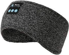 Sleep Headphones, Bluetooth Headband Wireless Music Sports Headband with Mic for Sleeping Workout Long Time Pay for Runnin...