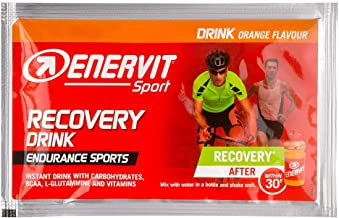 Enervit Sport Recovery Drink Powder Orange 20 x 50g Estimated Price : £ 55,80
