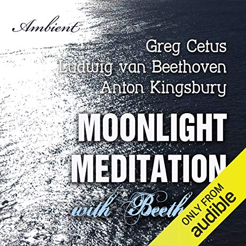 Moonlight Meditation with Beethoven cover art