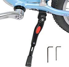 1pc bicycle brace Kickstand for children bike 12//14//16 inches carbon steel sk Jh