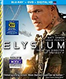 Elysium Best Buy Exclusive Edition Bluray