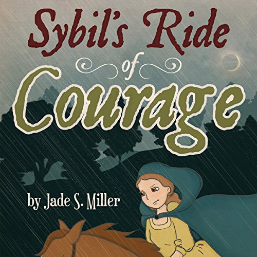 Sybil's Ride of Courage audiobook cover art