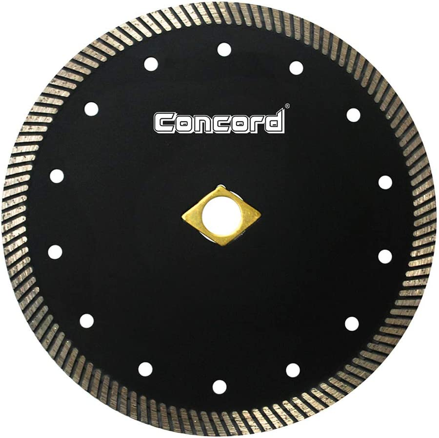 Concord Blades STA050A10HP 5 Inch T-Turbo Segmented Diamond Blade with Pro-Teeth Protection