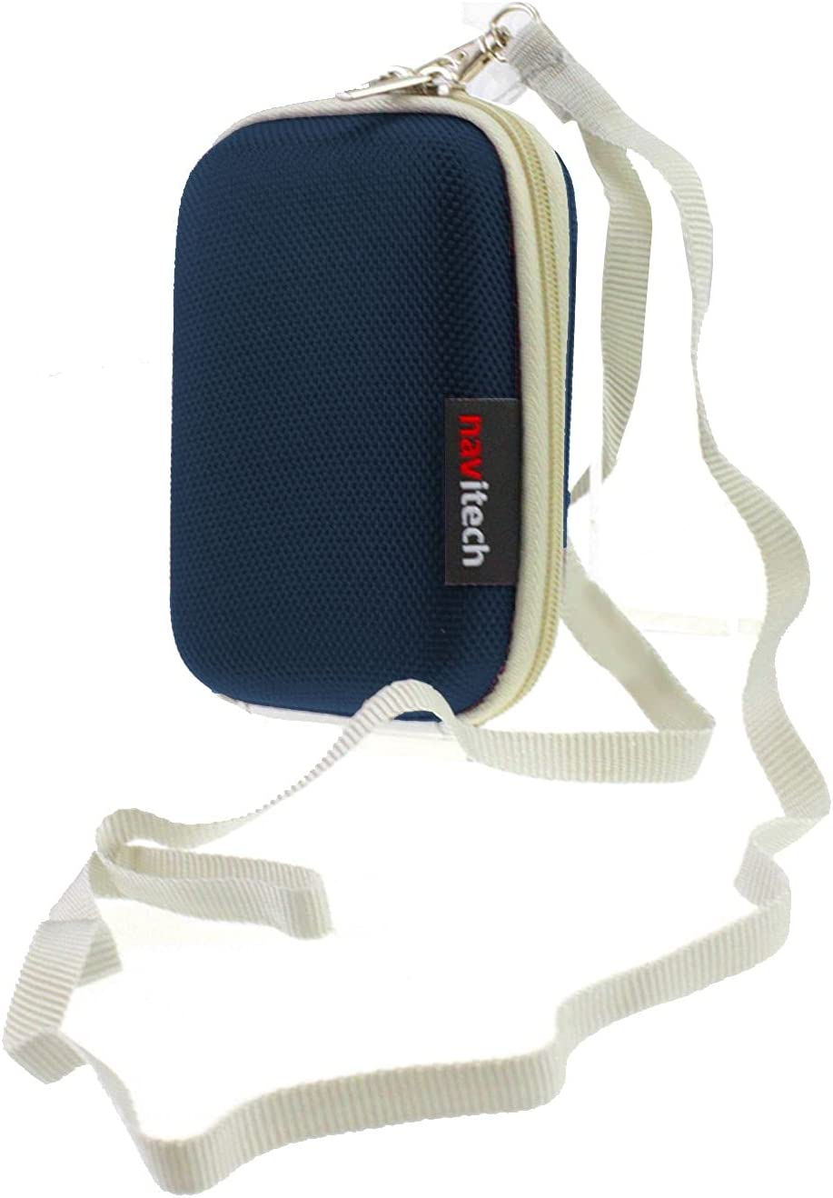 Navitech Dark Blue Hard Carry AlcoMate with The Cash special price Case Free shipping Compatible