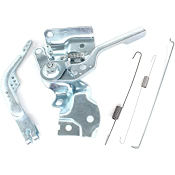 Amazon.com : shiosheng Throttle Control Lever Arm Governor Link Rod Return  Spring Kit for Honda GX200 GX160 GX140 168F 5.5HP 6.5HP Small Engine  Trimmer : Garden & OutdoorAmazon.com