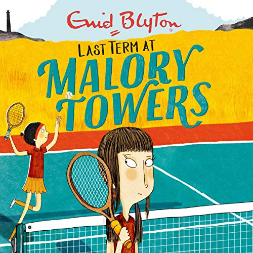 Malory Towers: Last Term Titelbild