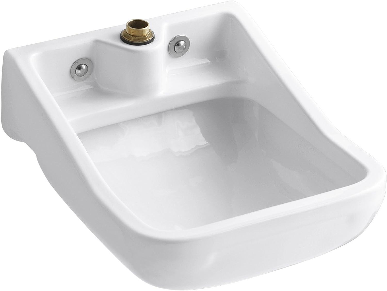 KOHLER K-12867-0 Camerton Sink Service White Don't miss 5% OFF the campaign